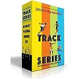 Jason Reynolds's Track Series Paperback Collection: Ghost; Patina; Sunny; Lu