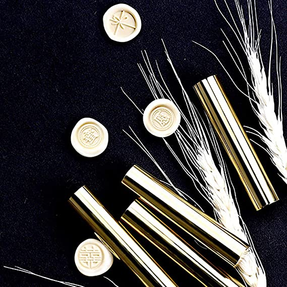 Cire /à Cacheter Timbres F/ée Mini en Laiton Timbre Pistolet Cire Joint 15mm pour Enveloppe Invitation Mariage Embellissement Bouteille D/écoration CRASPIRE Cachet de Cire Ange