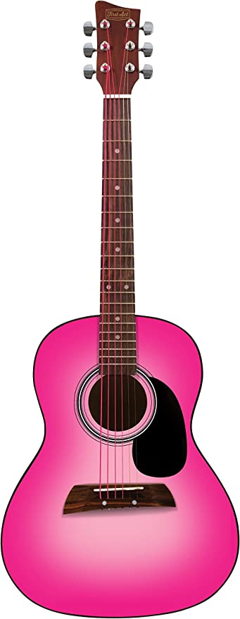 Jazwares 15236 mg324 Guitarra acústica: Amazon.es: Instrumentos ...