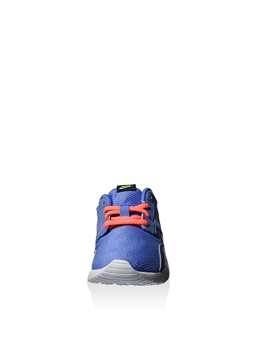 Nike Kaishi (PS), Chaussures de Sport Fille, Azul/Amarillo/Noir (Chlk Blue/Brght MNG-Cnry-Obsdn), 28.5 EU