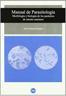 MANUAL DE PARASITOLOGIA. MORFO