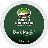 Green Mountain Coffee Dark Magic Keurig Single-Serve K-Cup Pods, Dark Roast Coffee, 72 Count (6 Boxes of 12 Pods)