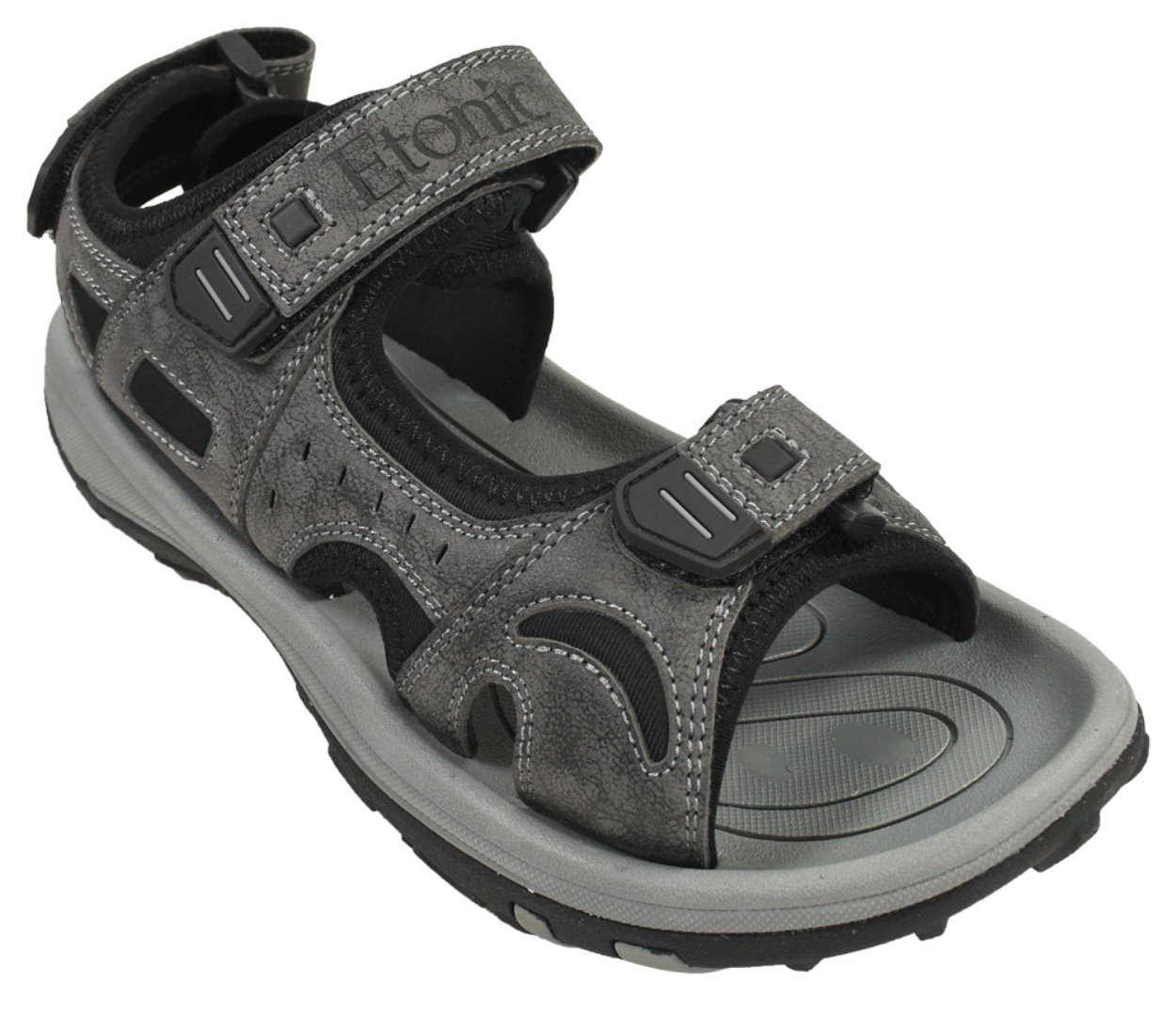 Etonic Spiked Golf Sandal Black 11 M US