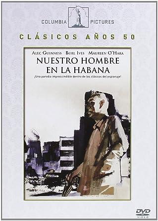 Clásicos Años 50: Nuestro Hombre En La Habana (Import Movie) (European Format