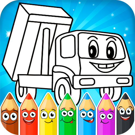 Painting cars for kids