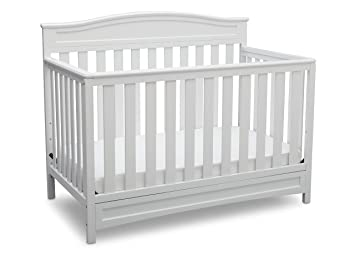 Amazoncom Delta Children Emery 4 In 1 Convertible Baby Crib