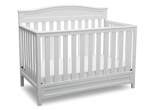 Delta Children Emery 4-in-1 Crib Review