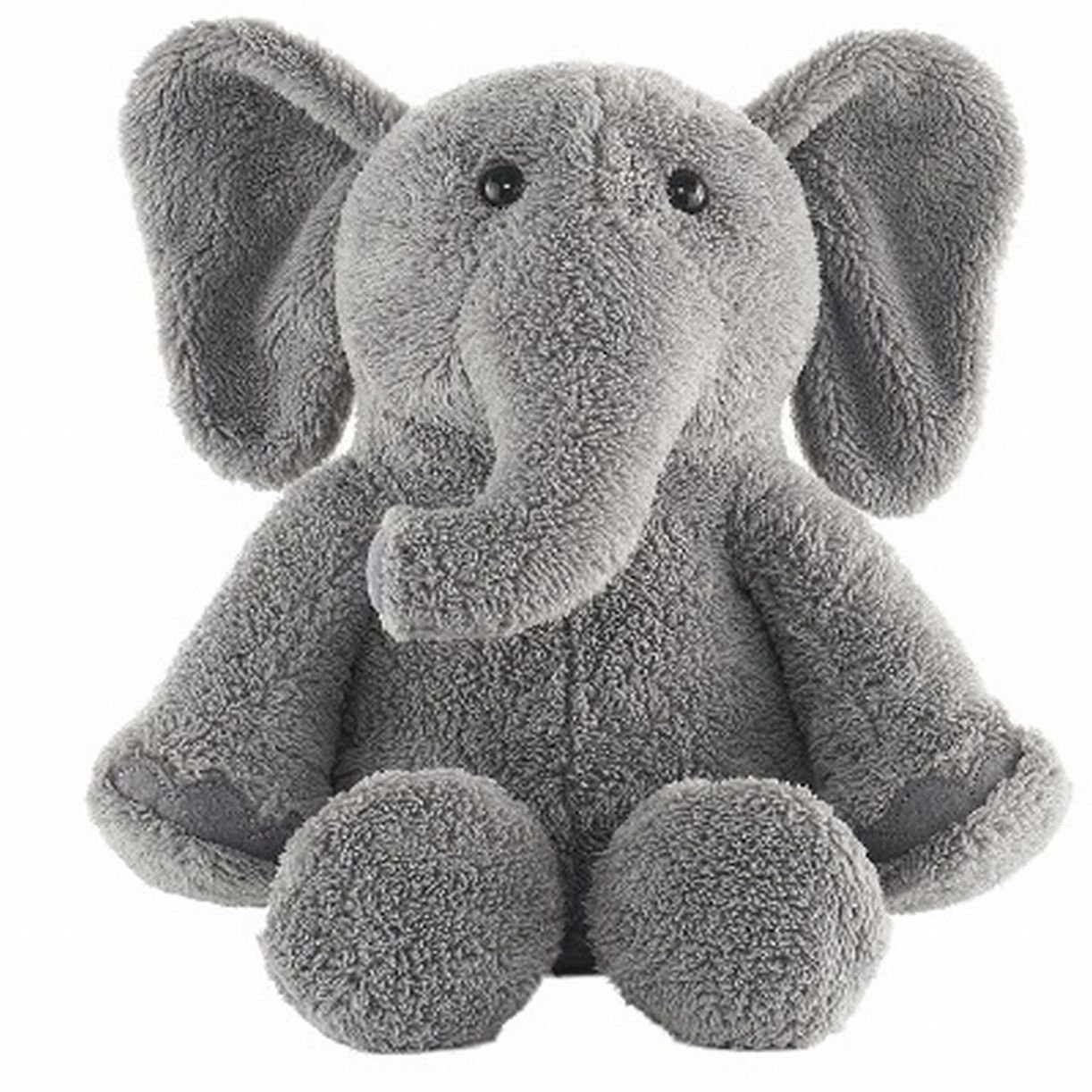 Amazon Kohls Care Gray Elephant Plush 115 Inches Tall Toys Games