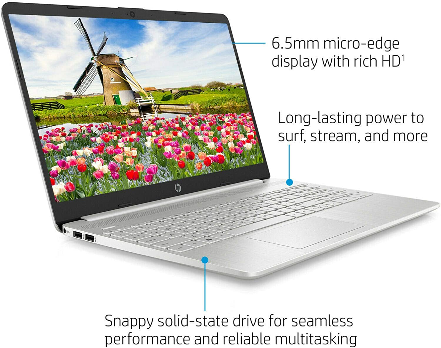 "HP 15.5"" – Best Of Under $500 Laptop"