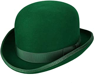 product image for Hats.com Steed Derby Hat - Exclusive Kelly Green, Small