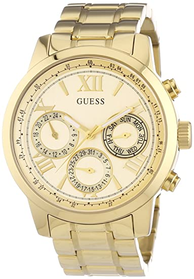 Amazon.com: GENUINE GUESS Watch CASUAL Male Multifunction - w0330l1: Watches