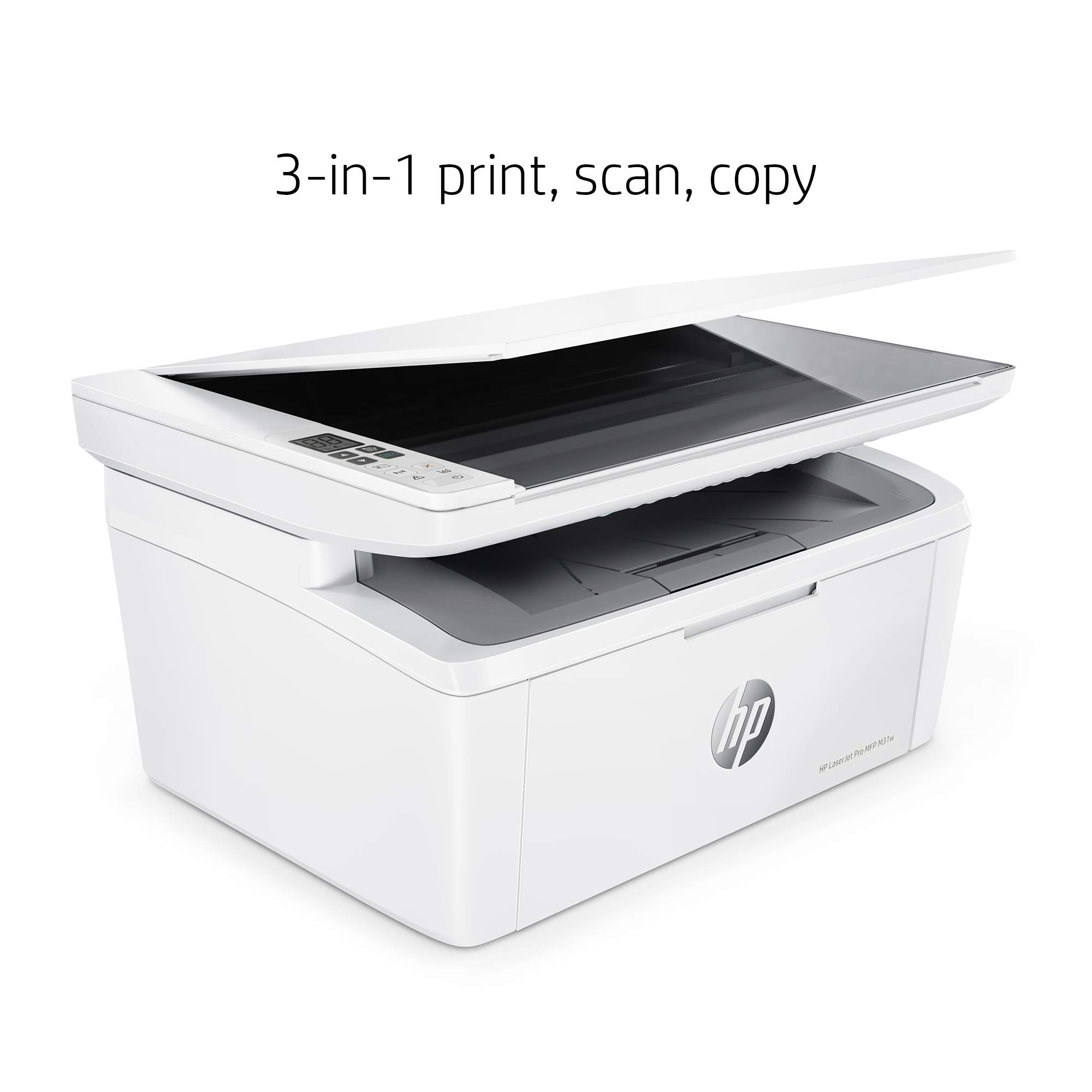 HP Laserjet Pro M31w All-in-One Wireless Monochrome Laser Printer with Mobile Printing (Y5S55A) by HP (Image #8)
