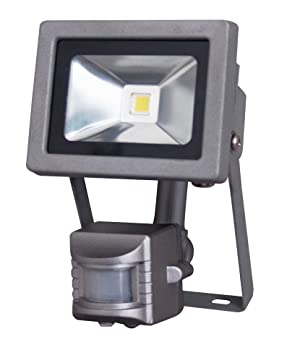 Super low energy saving security flood light pir sensor amazon super low energy saving security flood light pir sensor movement detector floodlight led only uses 10w aloadofball Images