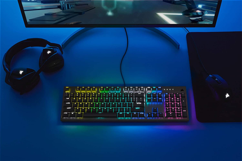 best gaming keyboard, best quiet gaming keyboard, quiet gaming keyboard, quite best gaming keyboard, quitest gaming keyboard