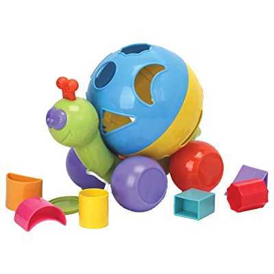 Castle Toy Simon The Snail Toy: Toys & Games