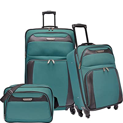 Traveler's Choice Richmond 3-Piece Spinner Luggage Set