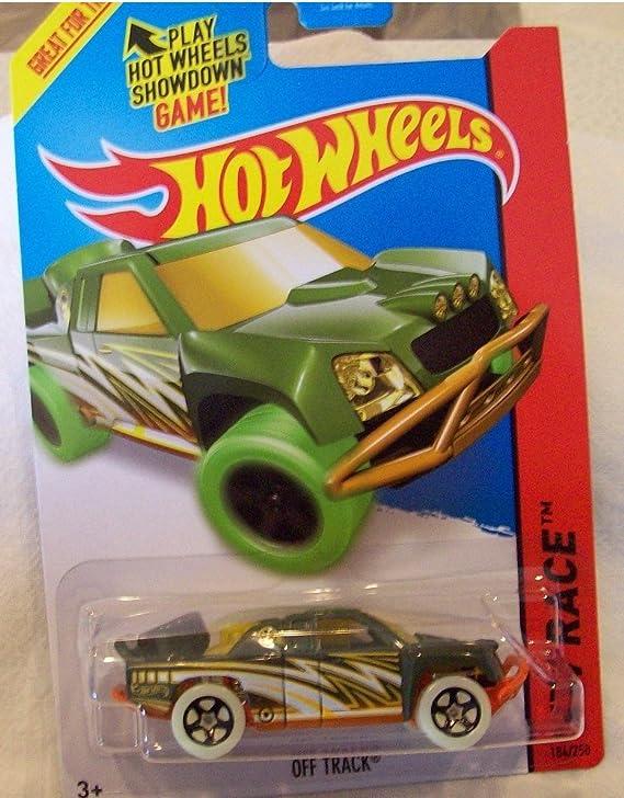 2014 Hot Wheels Off Track Treasure Hunt   Combine Shipping