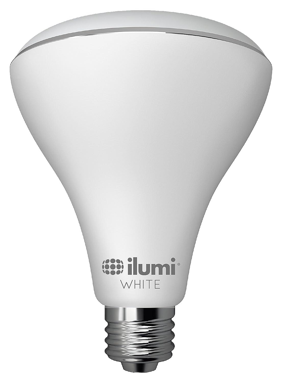 ilumi BR30 Adjustable White LED Flood Smartbulb