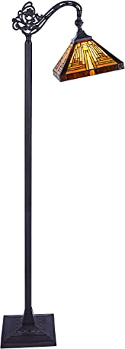 Chloe CH33359MR11-RF1 Floor Lamp