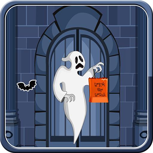 Escape Game-Spooky Halloween Castle]()