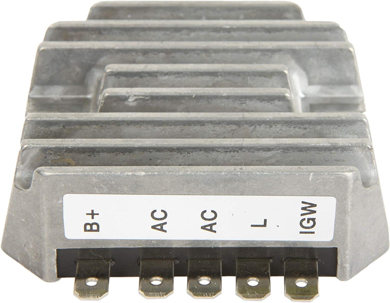Rectifier Voltage Regulator John Deere Lawn Garden Tractor 330 322 332, AKH6004