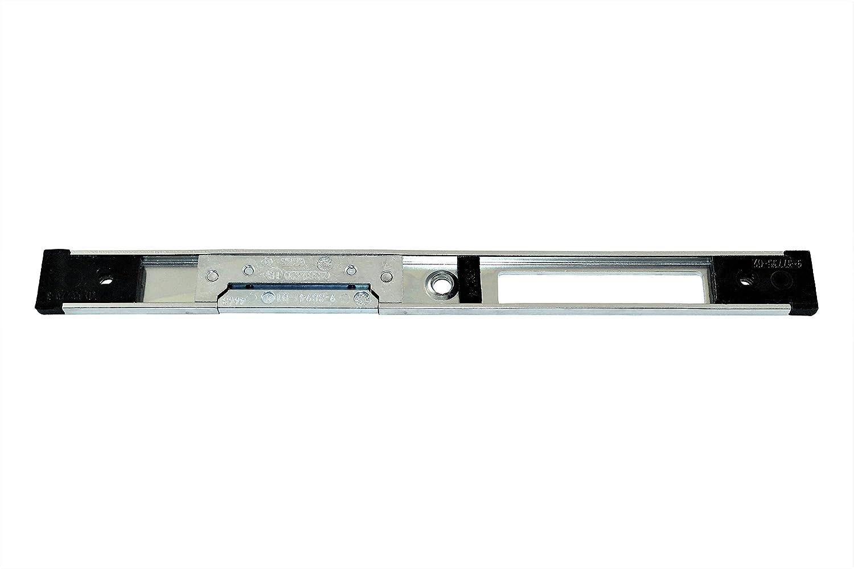 GU BKS Secury Haustür Schließblech mit AT-Stück Links 235x22x6mm U-Stulp