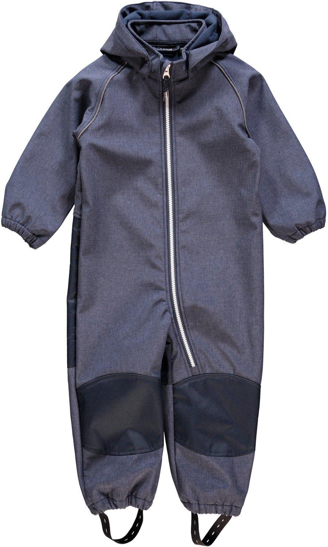 NAME IT Unisex Baby Schneeanzug Nitalfa Softshell Suit DNM Mz Fo Noos 13138453
