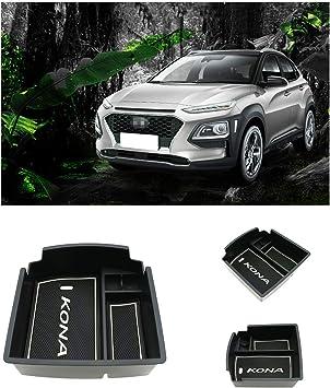 RIGUM Passgenaue Kofferraumwanne geeignet f/ür Hyundai Kona ab 2017 passen ideal