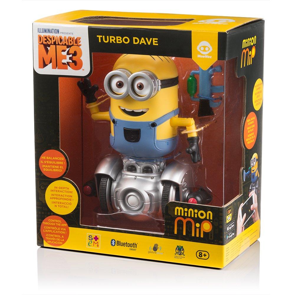 WowWee Minion MiP Turbo Dave - Fun Balancing Robot Toy by WowWee (Image #2)