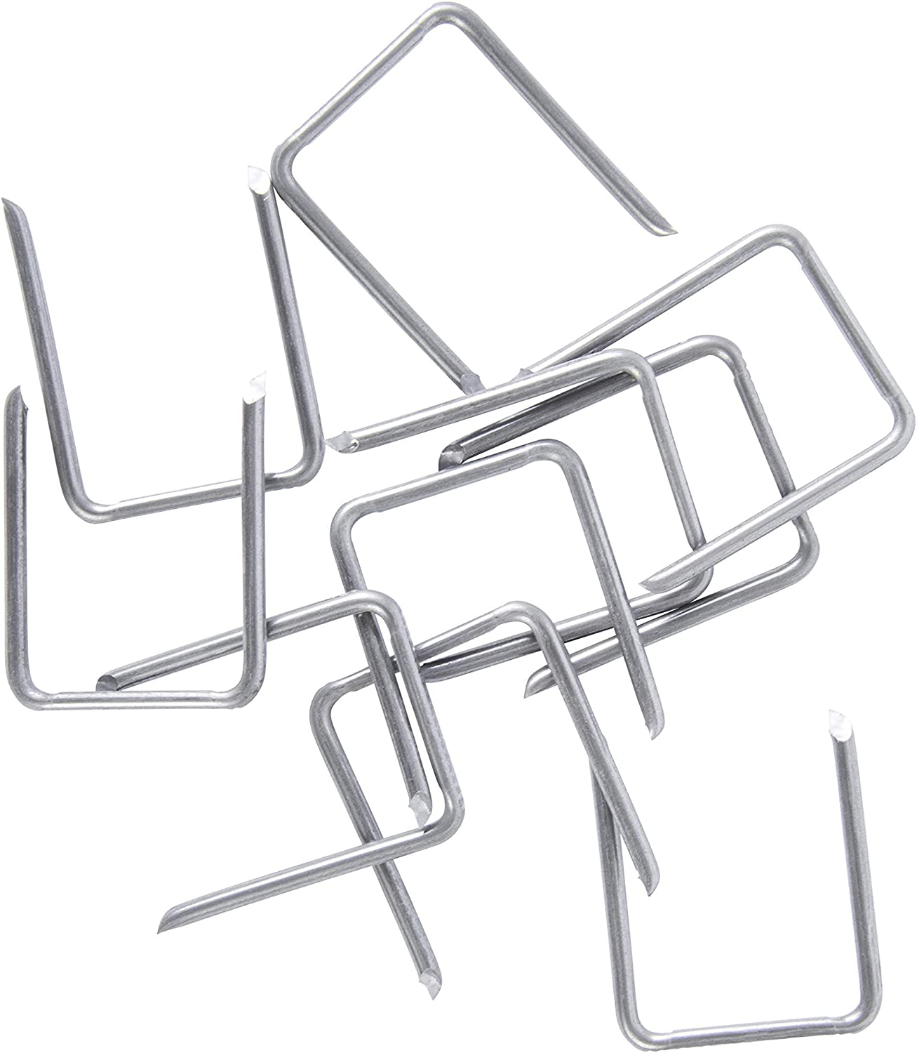 """Secures Gardner Bender MS-1575TD Metal Cable Staple 9//16/"""" Romex Wire and NM"""