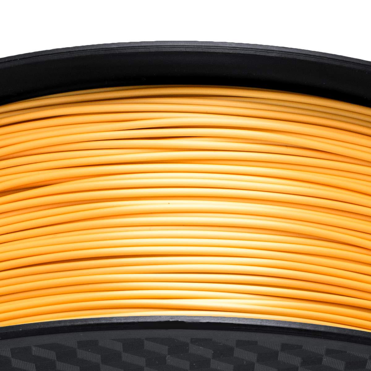 PLA 3D Printer Filament,Geeetech 3D Printer Silk Copper,Gold and Silver PLA Filament,1.75mm,per 0.5kg Spool,Pack of 3 /…