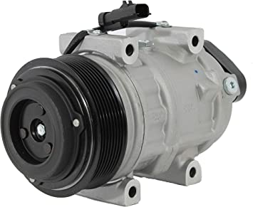 2006 2007 2008 2009 Dodge Ram 2500 3500 5.9L Diesel New A//C AC Compressor kit with Condenser 1 Year Warranty