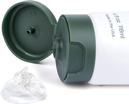Producto limpiador de la copa menstrual Saalt Cup Wash - Fabricado en EE. UU. - Fórmula prémium para copas menstruales de silicona (100 ml)