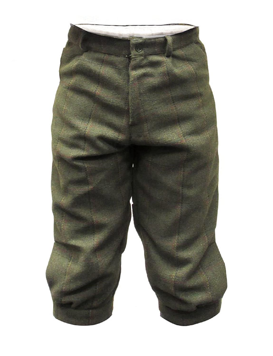 Men's Steampunk Clothing, Costumes, Fashion Stormkloth Mens Hereford Tweed Breeks Trousers Breeches Hunting Shooting Fishing Field Farm $49.99 AT vintagedancer.com