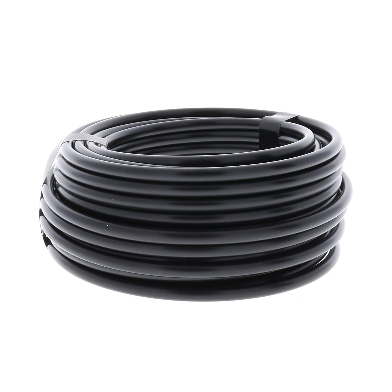 """1/4"""" Polyethylene Drip Irrigation Tubing 50' (.170"""" Id X .250"""" Od)"""