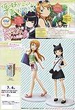 俺の妹がこんなに可愛いわけがない EXフィギュア 夏・有明 高坂桐乃 ・ 黒猫 全2種セット