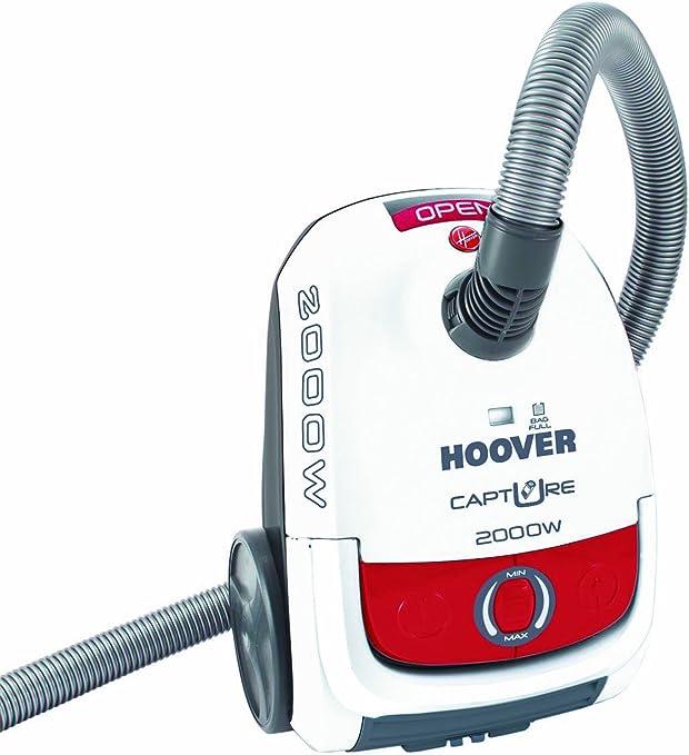 Hoover CAPTURE TCP 2005 - Aspirador con bolsa, potencia máxima 2000 W, 300 W de poder de succión: Amazon.es: Hogar