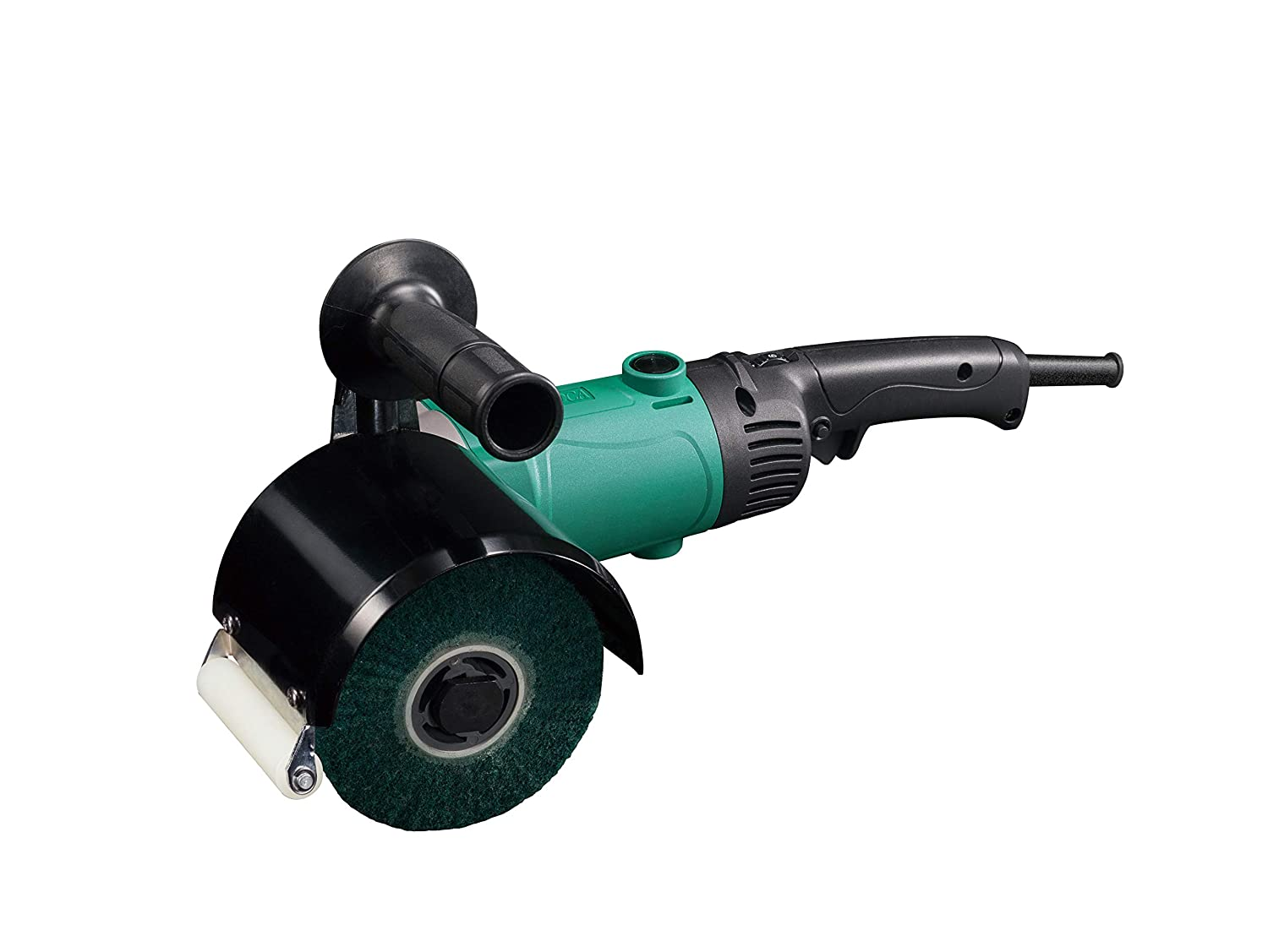 DCA ASN100 1400W Grinding Polisher (Green, 120 x 100 mm)