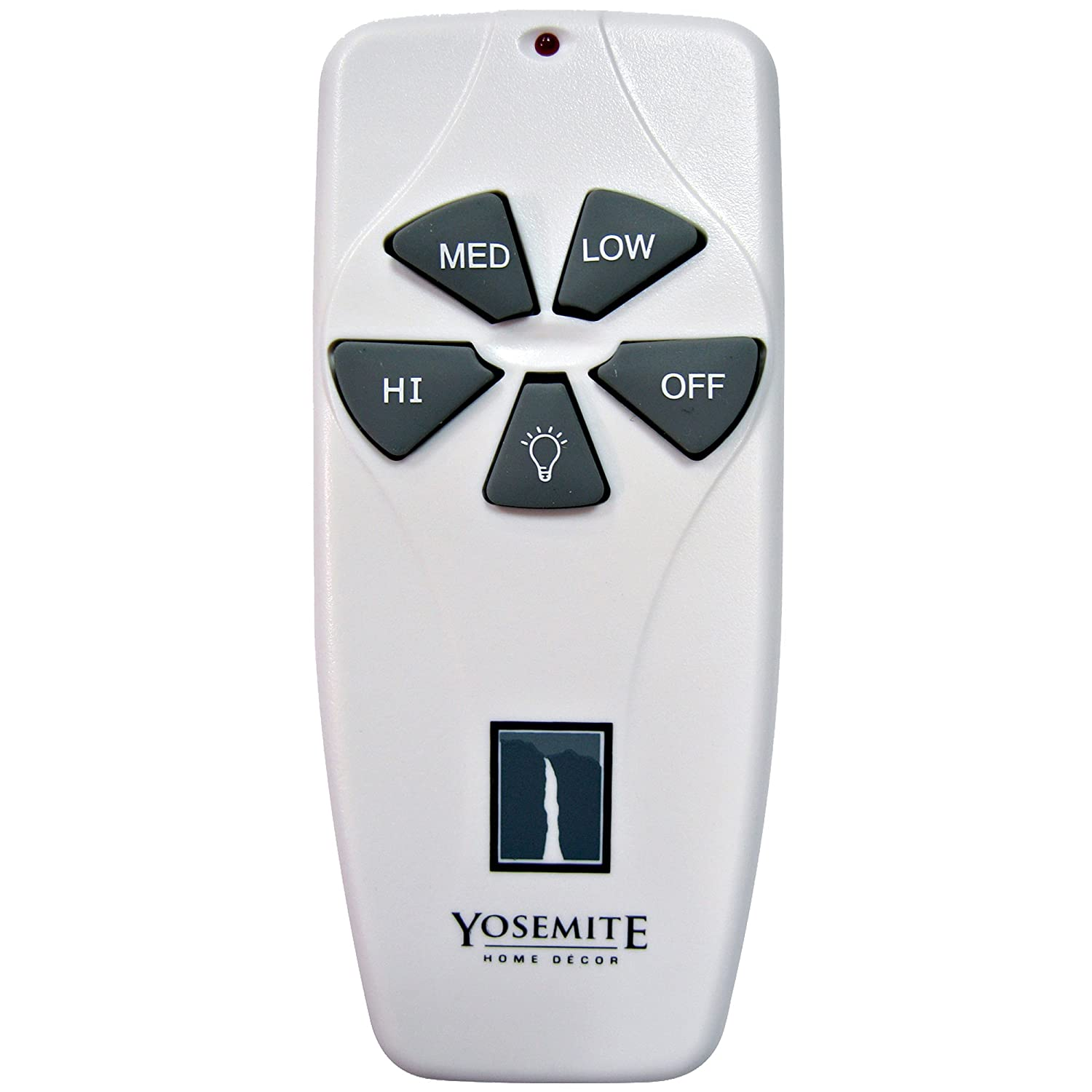 Yosemite Home Decor CANOPY REMOTE 4 75 Inch Remote Control with