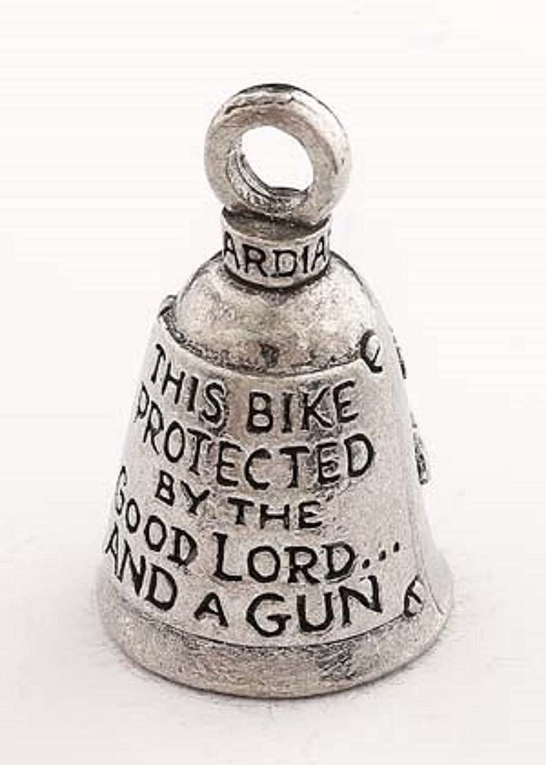 Guardian Bell This Bike Protected Complete Motorcycle KIT W//Hanger /& Wristband