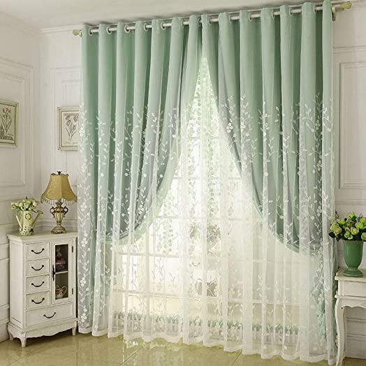 Double-Layer Curtain