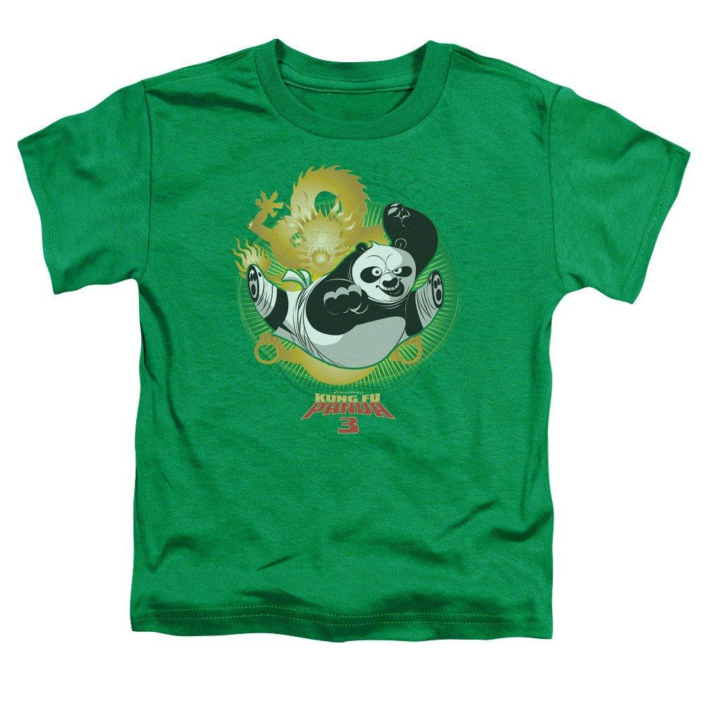 Kung Fu Panda Drago Po Toddler T-Shirt