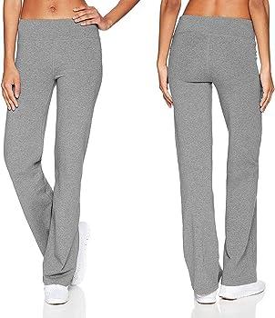 Luckycat Pantalón de chándal Pantalones de Yoga Pilates Pijamas ...