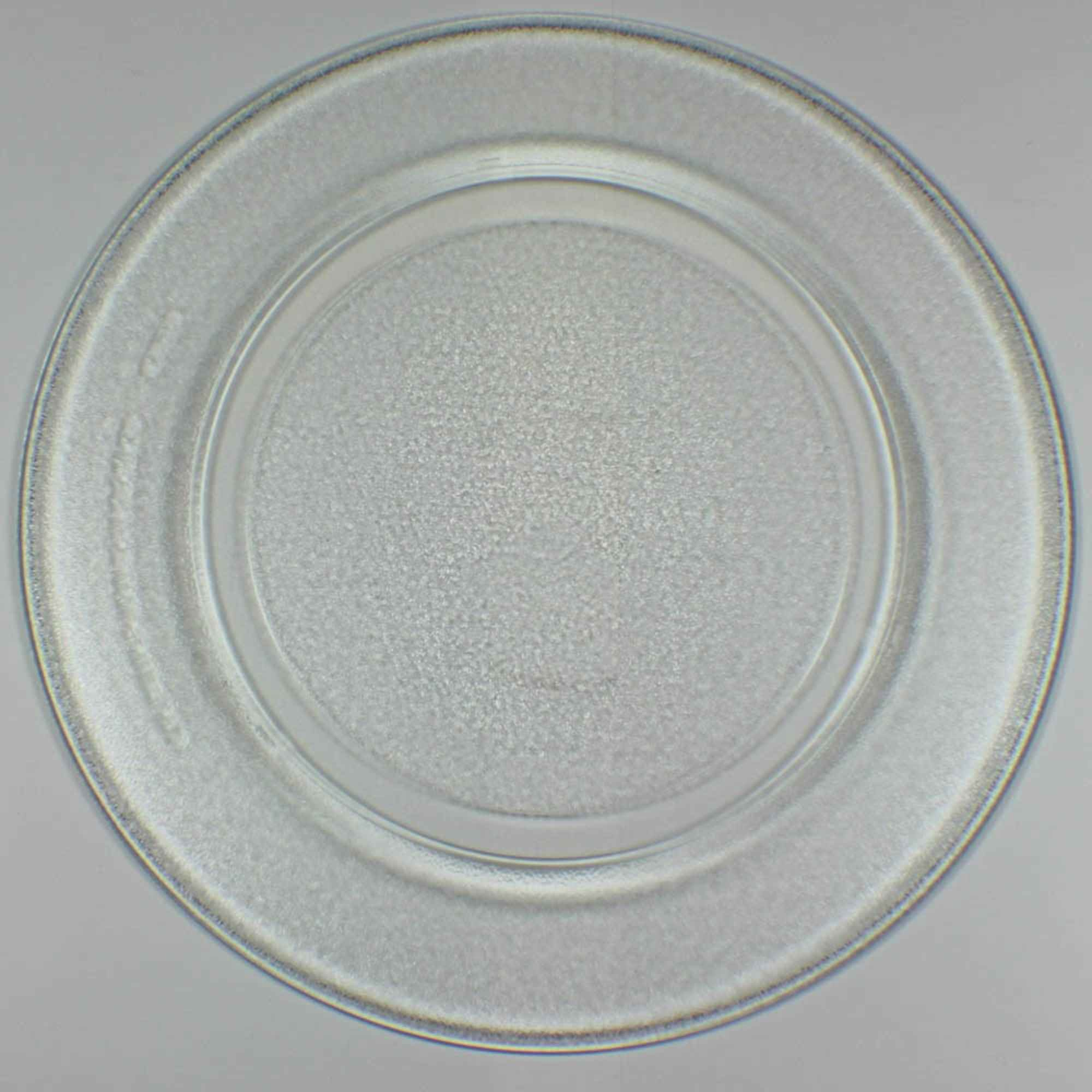 GE Microwave Glass Turntable Plate / Tray 14 1/8 '' WB49X10135