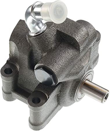 A-Premium Power Steering Pump Without Reservoir Replacement for Ford Focus 2003-2006