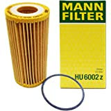 MANN オイルフィルター (フォルクスワーゲン/ゴルフ) HU 6002 z (ABA-AUCHH 2013/09-) (ABA-AUCJXF 2014/02-)