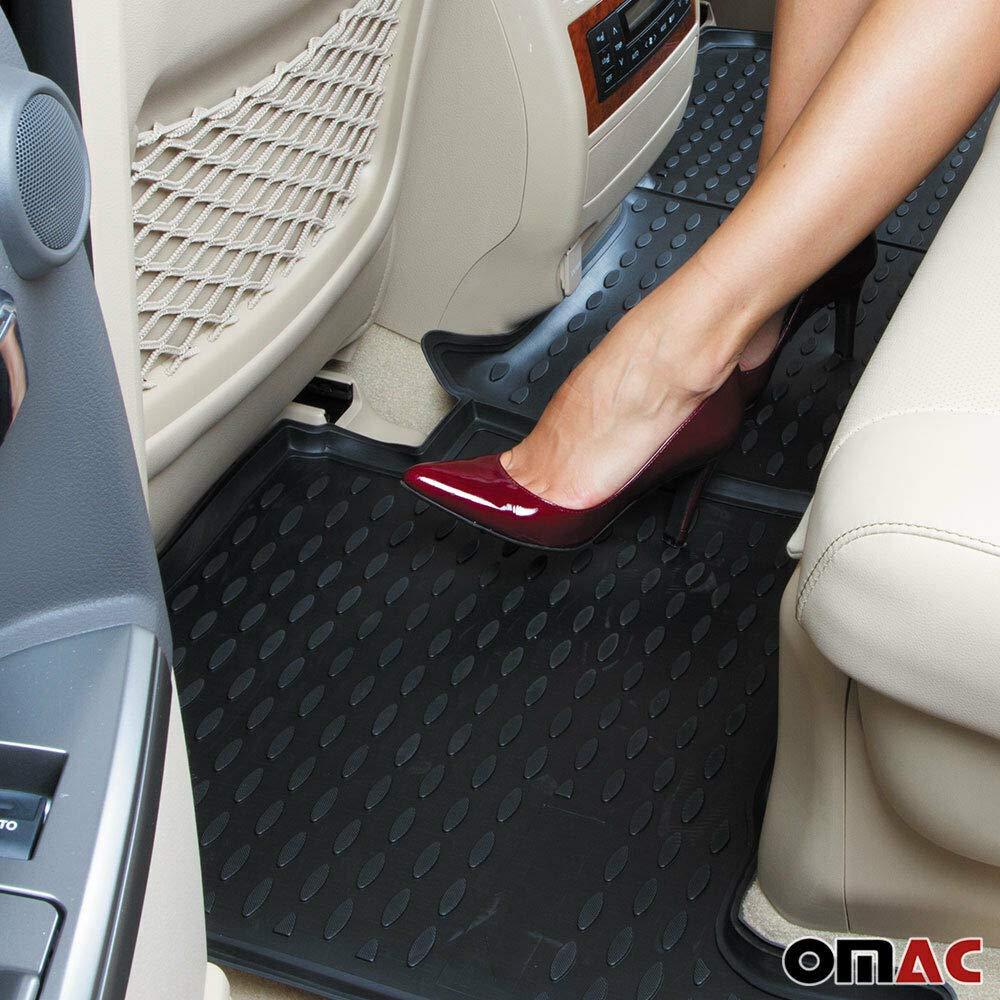 TOYOTA RAV4/dal 2013/in poi tappetini in gomma Polymer alta 3d gomma tappetini per auto
