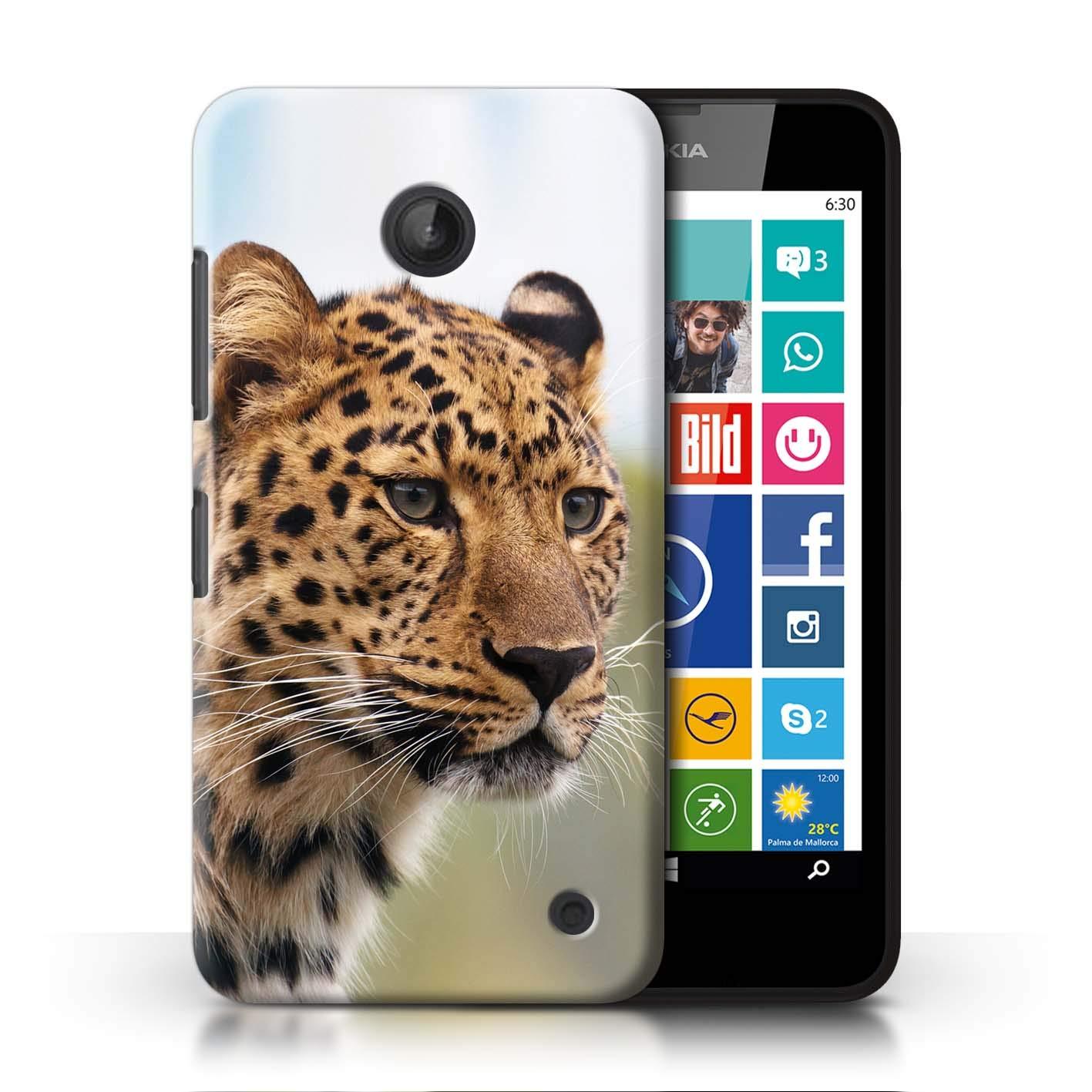 Amazon.com: eSwish Phone Case/Cover for Nokia Lumia 635 ...