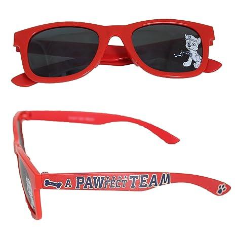Dice Occhiali da sole, ideali per lo sport, Rosso (rosso), rosso