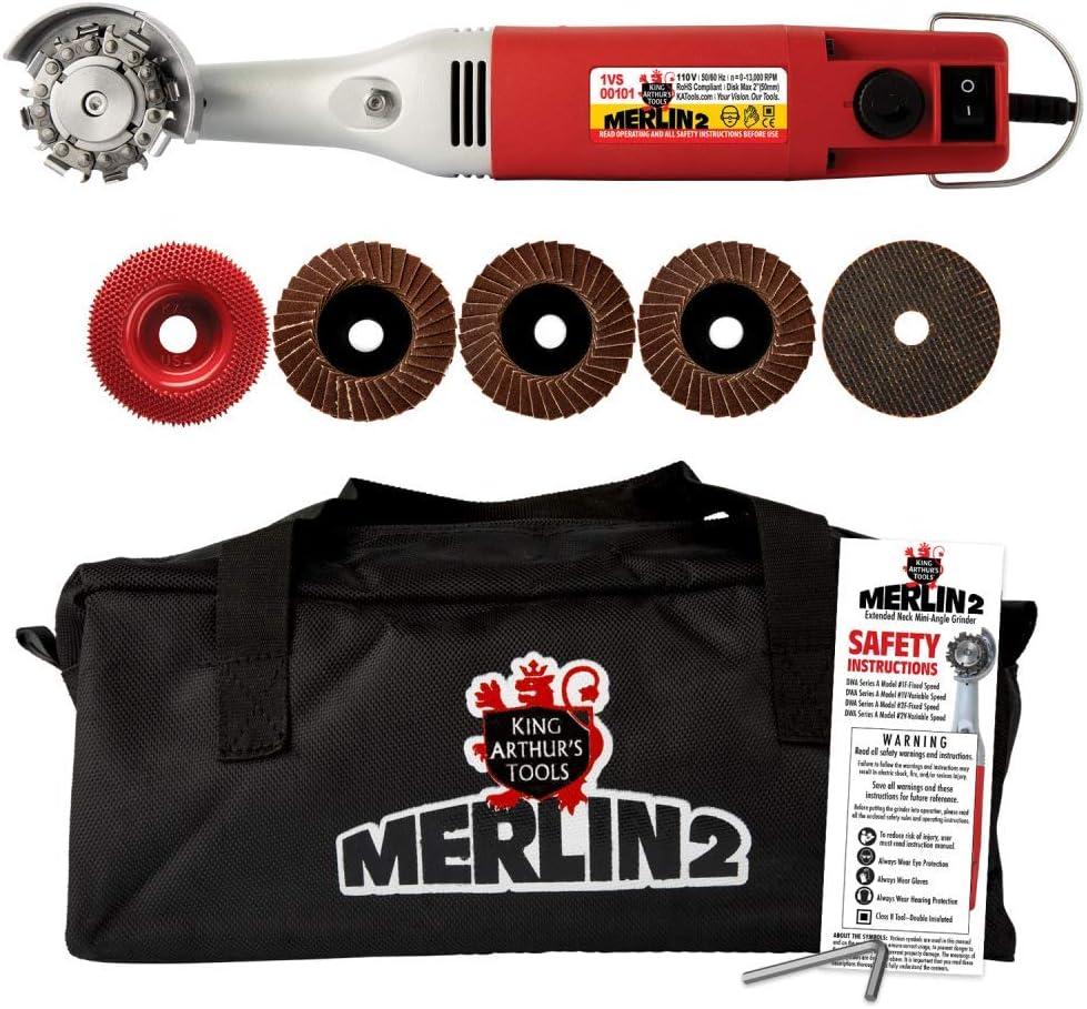 King Arthur's Tools MERLIN2